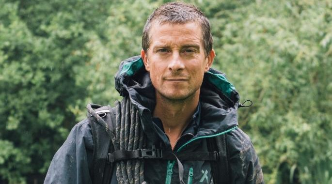 'Mud, Sweat and Tears' By Bear Grylls